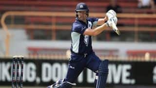 JLT Cup: White, Coleman fashion Victoria's 66-run win over New South Wales