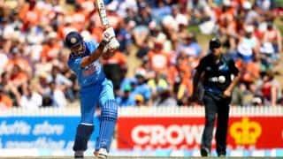 India vs New Zealand 5th ODI Live Cricket Score: India continue to struggle; score 41/3 in 17 overs