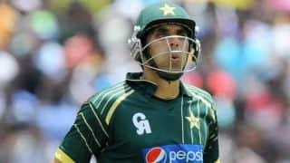 Shahid Afridi bats for under-fire skipper Misbah-ul Haq