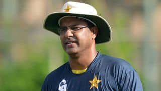VIDEO: Waqar Younis storms out of press conference after questioned about Sarfraz Ahmed