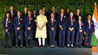 Tendulkar supports Modi for praising INDW's cricket team
