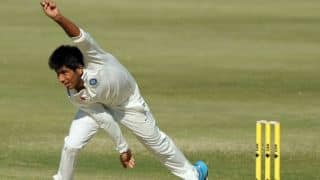 Bowlers strengthen Gujarat's grip in knockout clash against Odisha