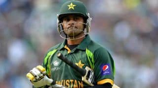 Sri Lanka vs Pakistan, 1st ODI at Hambantota: Mohammad Hafeez dismissed early