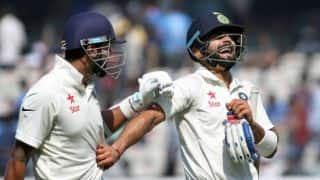India vs Sri Lanka, 3rd Test, Day 1: Murali Vijay scores half-century; India on good start