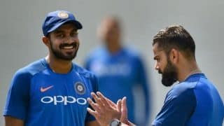 Kohli should not demote himself in batting order, Vijay Shankar my pick for no. 4 spot in World Cup: Manjrekar