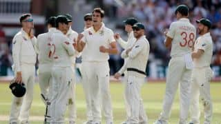 Australia strengthen their position at no 2 on the world test championship table after beating new zealand