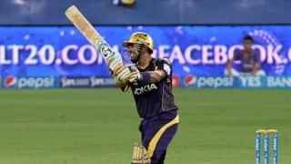 Robin Uthappa, Gautam Gambhir dominate powerplay in IPL 2014 match against Delhi Daredevils