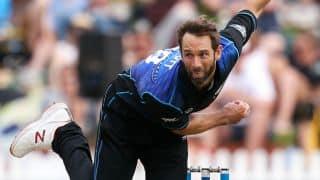 Matthew Wade calls Grant Elliott 'coward' during 3rd ODI at Hamilton