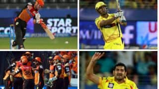Key battles in Chennai vs Hyderabad, IPL 2014