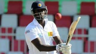 Dilruwan Perera half-century takes Sri Lanka to 359/8 at tea on Day 2 against Pakistan