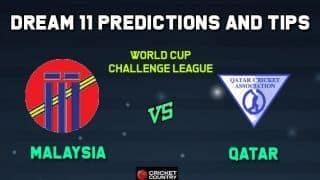 MAL vs QAT Dream11 Team Malaysia vs Qatar, Match 7, World Cup Challenge League – Cricket Prediction Tips For Today's Match MAL vs QAT at Kuala Lumpur