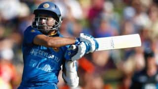 Dilshan to miss ODI series against England