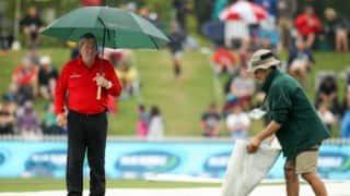 New Zealand maintain 2-1 series lead vs Sri Lanka after rain spoils 4th ODI at Nelson