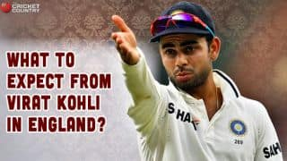 India tour of England 2014: What to expect from Virat Kohli?