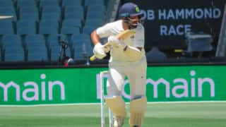 1st Test, Adelaide: Cheteshwar Pujara 123, India 250/9 on day of toil