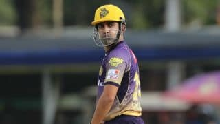 IPL 2017: Gayle ducking Umesh was highlight of KKR vs RCB match, says Gautam Gambhir