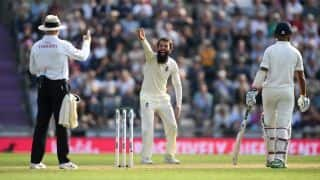 Cricket Australia to investigate Moeen Ali's allegations
