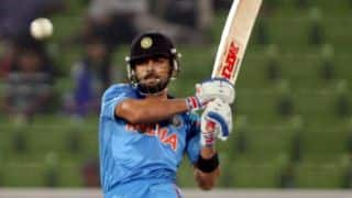 Virat Kohli: I got my touch back with Kotla half-century