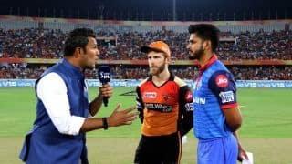 IPL 2019, SRH vs DC: Williamson returns, Hyderabad opt to field