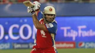 Yuvraj going strong for Royal Challengers Bangalore