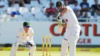 AB de Villiers's stiff resistance stands in way of Australia's win at lunch on Day 5 of 3rd Test