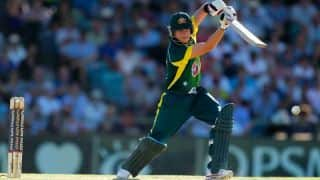 Aaron Finch, George Bailey help Australia reach 327/7 against South Africa in Zimbabwe Triangular Series Match 2