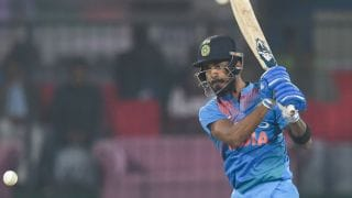 Watch: KL Rahul achieves unwanted record during 4th T20I against Sri Lanka