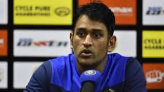 MS Dhoni issued non-bailable warrant ahead of India-Australia series