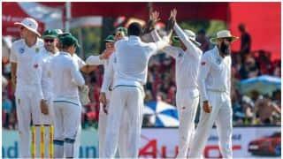 सेंचुरियन टेस्ट: भारत की 135 रनों से हार, सीरीज़ भी गंवाई