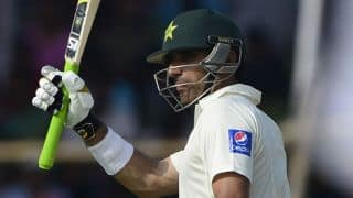 Misbah-ul-Haq confident of Pakistan putting up determined performance against England