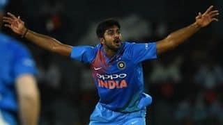 Injured Vijay Shankar to miss quadrangular series