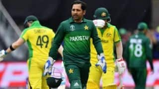 Cricket World Cup 2019: Sarfaraz rues conceding too many runs, Warner cherishes a hundred