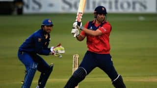 Alastair Cook's 71 helps Essex beat Sri Lanka in tour match