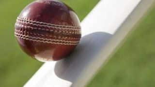 स्कॉटलैंड के बल्लेबाज ने 25 गेंद पर ठोका शतक, लगाए छह गेंद पर छह छक्के