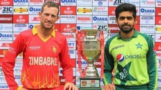 ZIM vs PAK, 3rd T201 Dream11 Prediction Fantasy Tips - Captain, Vice-captain, Probable Playing XIs For Zimbabwe vs Pakistan T20I Match 2:30 PM IST, 25th April