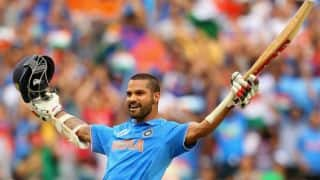 Dhawan calls himself a 'stronger sportsman' after impressive India comeback