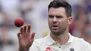 On comeback trail, James Anderson bowls 20 overs on day 1 for Lancashire 2nd XI