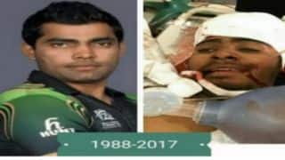 Umar Akmal announces he is