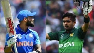 Babar Azam is of the same calibre as the world's top batsmen like Virat Kohli: Luke Ronchi