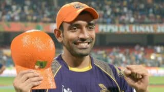Kolkata Knight Riders (KKR) to concentrate on its strengths in CLT20 2014 semi-final: Robin Uthappa