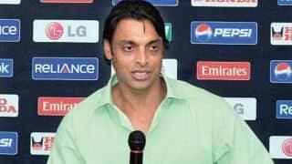 nz vs pak pakistan is playing school level cricket says shoaib akhtar