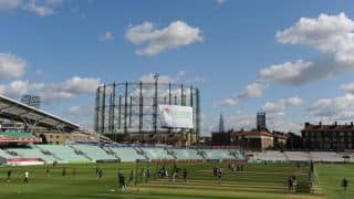 India tour of England 2014: Numbers at The Oval