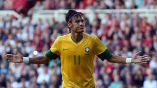 Neymar better than Pele, Ronaldo in first match