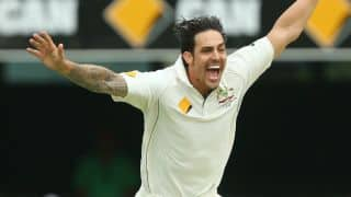 Mitchell Johnson wishes to mentor young Australian players