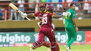 West Indies vs Pakistan, 1st ODI: Hosts beat Pakistan by 4 wickets