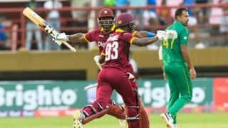 इस बल्लेबाज ने ठोंक दिए 58 गेंदों में 91 रन, वेस्टइंडीज ने पाकिस्तान को 4 विकेट से हराया