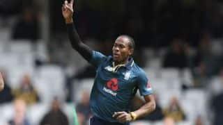स्टार गेंदबाज जोफ्रा आर्चर की टीम में वापसी से खुश हैं कप्तान मोर्गन