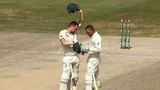 1st Test: Usman Khawaja and Travis Head deny Pakistan on fifth morning