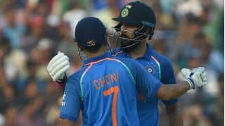 India vs England 2nd ODI at Cuttack: Yuvraj Singh-MS Dhoni show, captain Eoin Morgan's belligerence, black armbands and other highlights