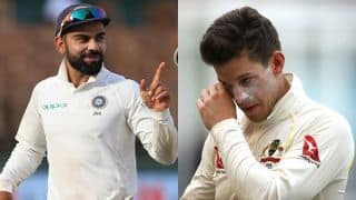 Weakest-ever Australia give strong India a good chance: Kim Hughes
